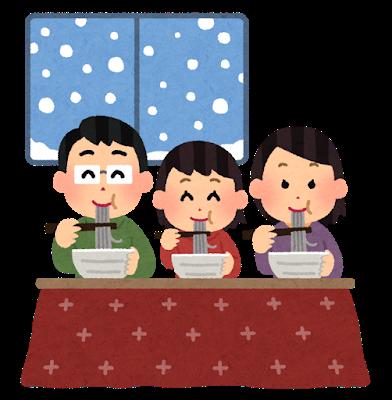 kotatsu invierno Japón