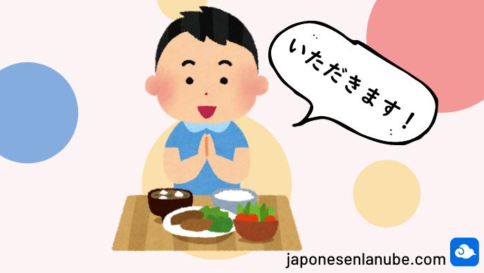 significado Itadakimasu y Gochisōsama deshita