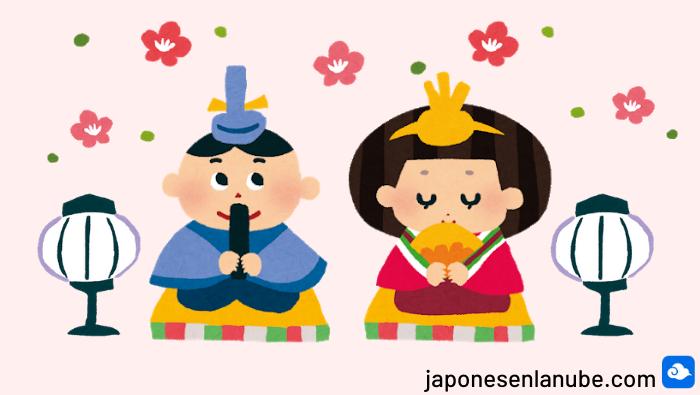 hinamatsuri Japón