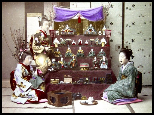 orígenes hinamatsuri