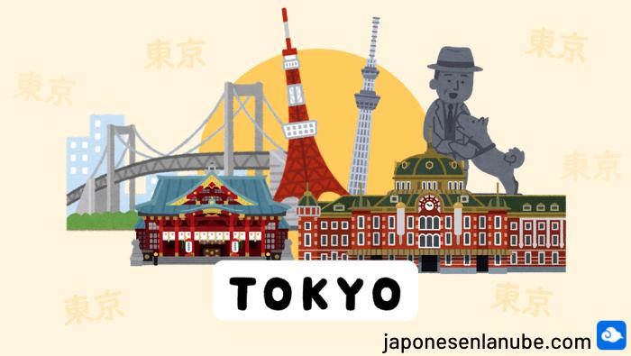 10 imprescindibles Tokio