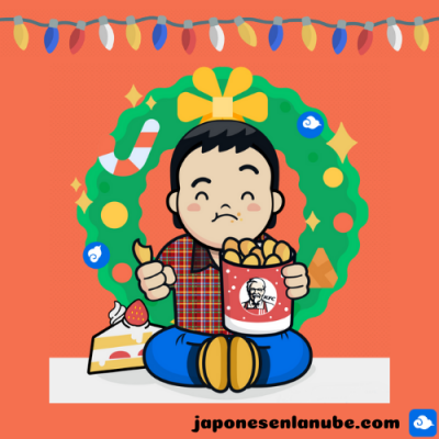 Diario de Takeshi Sensei: La Navidad en Japón (N4 -N3)