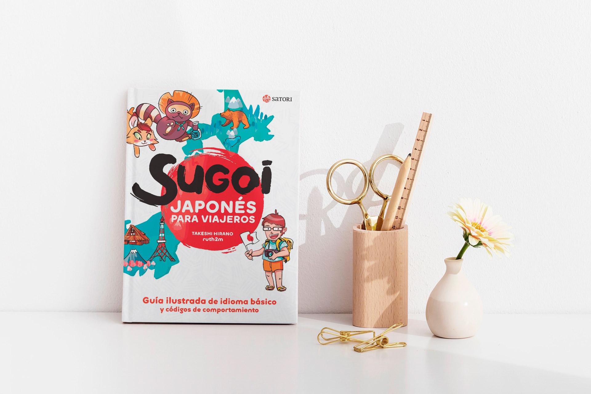 Libro Sugoi - Japonés para viajeros