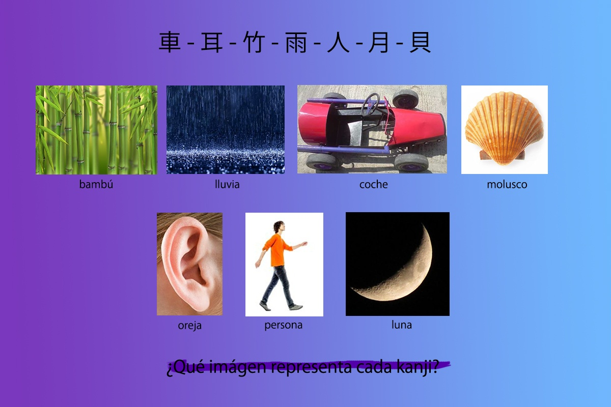 dibujo kanji II